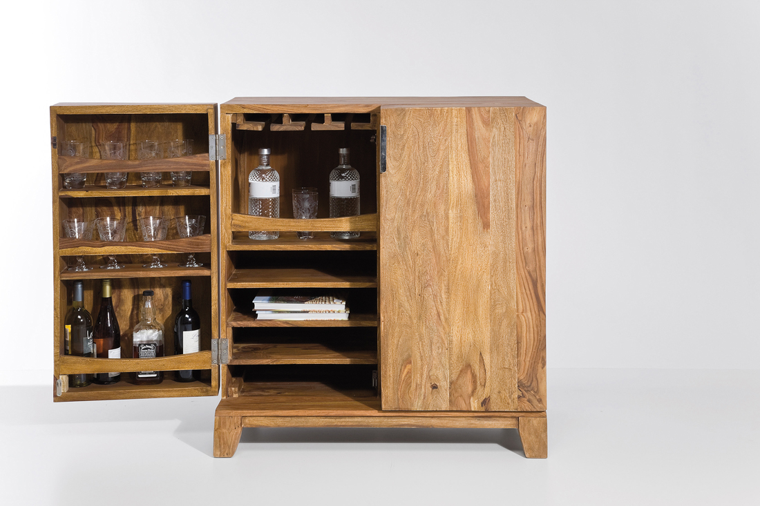 barschrank authentico rico interior